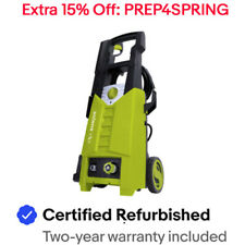 Sun Joe Electric Pressure Washer | 1900 PSI Max | 1.60 GPM | 14.5-Amp 1800-Watt