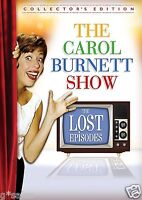 The Carol Burnett Show Lost Episodes Ultimate Dvd Collection 6-disc Dvd Set