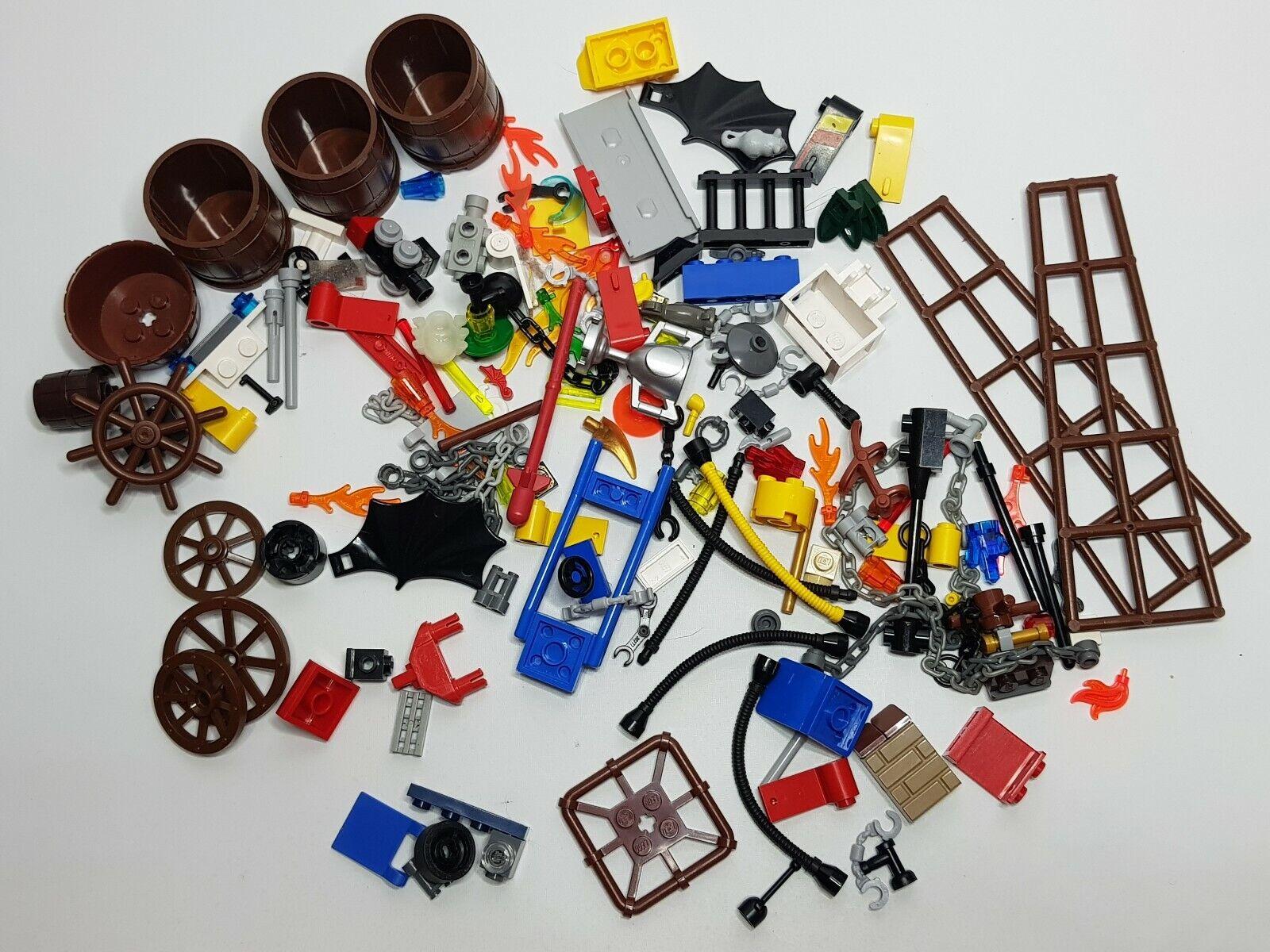 Lego  Paquete. una bolsa de recogida mixta de varios artículos (A174)