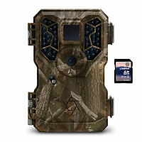 Stealth Cam Px36ng 8mp No Glo Mini Infrared Game Trail Hunting Camera + Sd Card on Sale