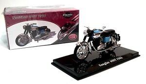 IXO - Motorcycle Model Scale 1:24 Atlas Editions SANGLAS 400T 1966