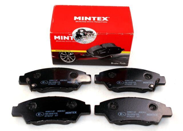 MDB3063 MINTEX Brake Pad Set disc brake front