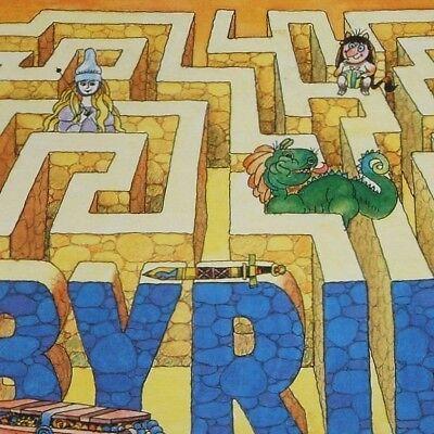Das verrückte Labyrinth Ersatzteile Brettspiel Gessellschaftsspiel Sammlung 1986