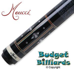 IN STOCK Hi-Pro 2 Meucci HP-2 Cue Black Dot Shaft,FREE MCDERMOTT HARD CASE