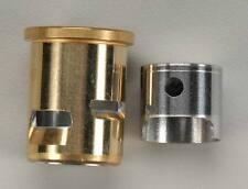 Traxxas 5290 Piston and Sleeve & Wrist Pin Clips TRX 3.3 Revo Nitro Slash
