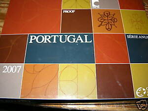 PORTUGAL-PROOFSET-2007