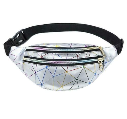 Women Waist Fanny Pack Belt Bag Travel Hip Bum Bag Small Purse Chest Pouch NEW