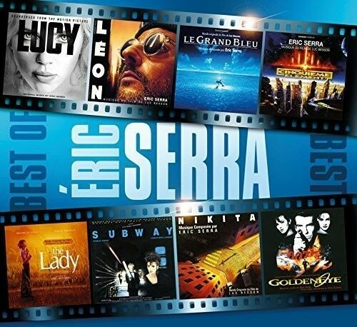 Eric Serra - Best of [New CD] France - Import