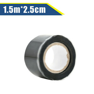 Black-Rubber-Silicone-Repair-Waterproof-Bonding-Tape-Rescue-Self-Fusing-Wire