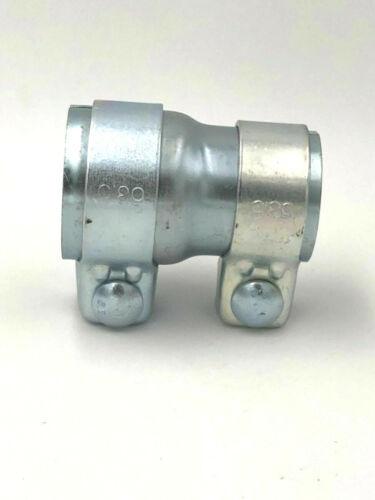 1x Auspuff Reduzierungsstück Adapter Verbinder Ø45mm auf Ø50mm