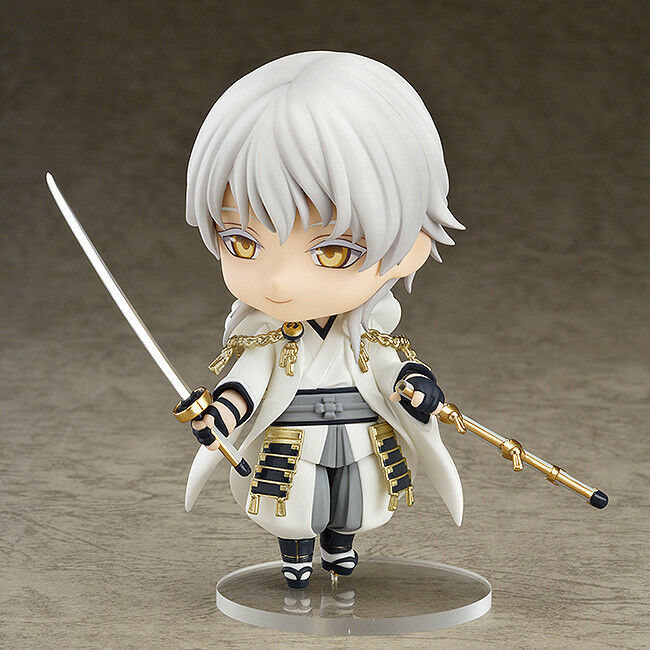 Genuine Tsurumaru Kuninaga, Touken Ranbu, Nendoroid 540. Good Smile. New.