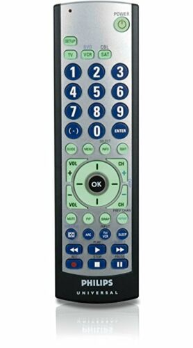 DTV Ready Philips Universal Remote Control