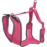 Dog Harness Mesh Pink Petco - Size Large