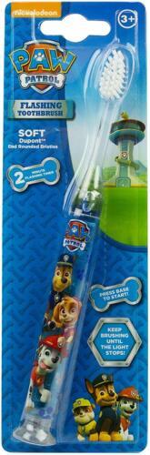 Nickelodeon Blinkende 1 Packs Glanz Zahnbürsten Blitzversan