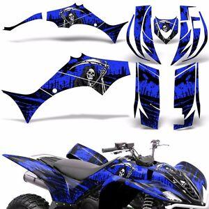 Yamaha Raptor 660 Decal Graphic Kit Quad ATV Wrap Deco Racing Parts 01-05 REAP U