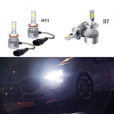 For Mazda 5 Series 2005-2010 Low High Fog Xenon Headlight Bulbs H7 HB3 H11 Set