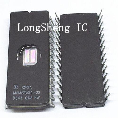 1pcs MBM27C512-20 M27C512 new