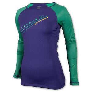 Nike LIVESTRONG Pro Hyperwarm Women's Shirt