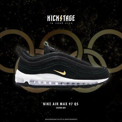 air max 97 black gold reflective
