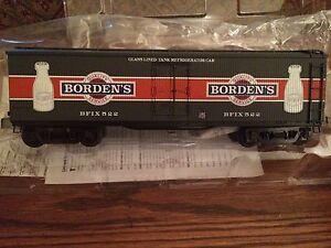 Lionel 17357 Borden's Milk Car New in Box!