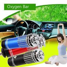 Mini Auto Fresh Air Ionic Purifier Oxygen Bar Ozone Ionizer Cleaner For Car SUV