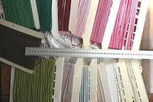 Rolled-Plait-Cord-Braid-VISCOSE-3-4mm-Wide-4-5-amp-10-Metres-12-Colour-Choice-B5