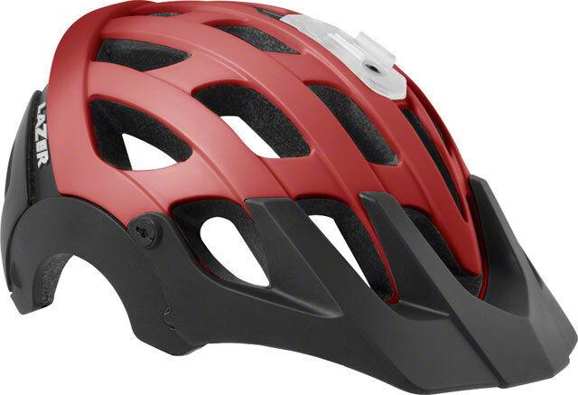 New Lazer Revolution Helmet  Matte Red SM
