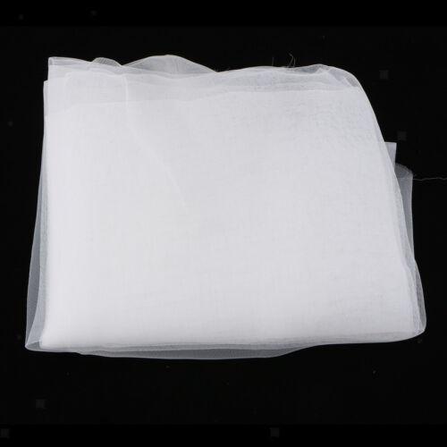 80T Siebdruck Siebdruck Weiß 145cm Breite