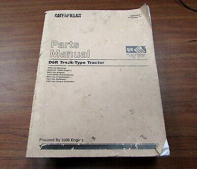 Details about  /Parts Manual Caterpillar PR-75 Pavement Profiler S//N 6BD1-6BD119