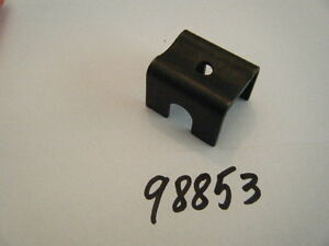 NEW HOMELITE LINE HEAD SHROUD CLAMP     PART NUMBER 98853  FITS ST-155 ST-145