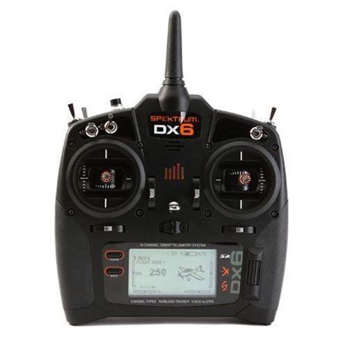 Spektrum DX6 6-Channel Transmitter Only Mode 2 SPMR6750