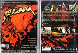 Metallica-Metalimania-DVD-2005-Documentary-DVD