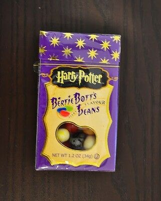 American Harry Potter Bertie Botts Beans 34g by Jelly Belly from Candy Junction