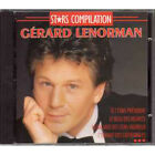 CD Gérard LENORMAN Star Compilation +++ Tres Rare +++ CD Talar France Neuf 1