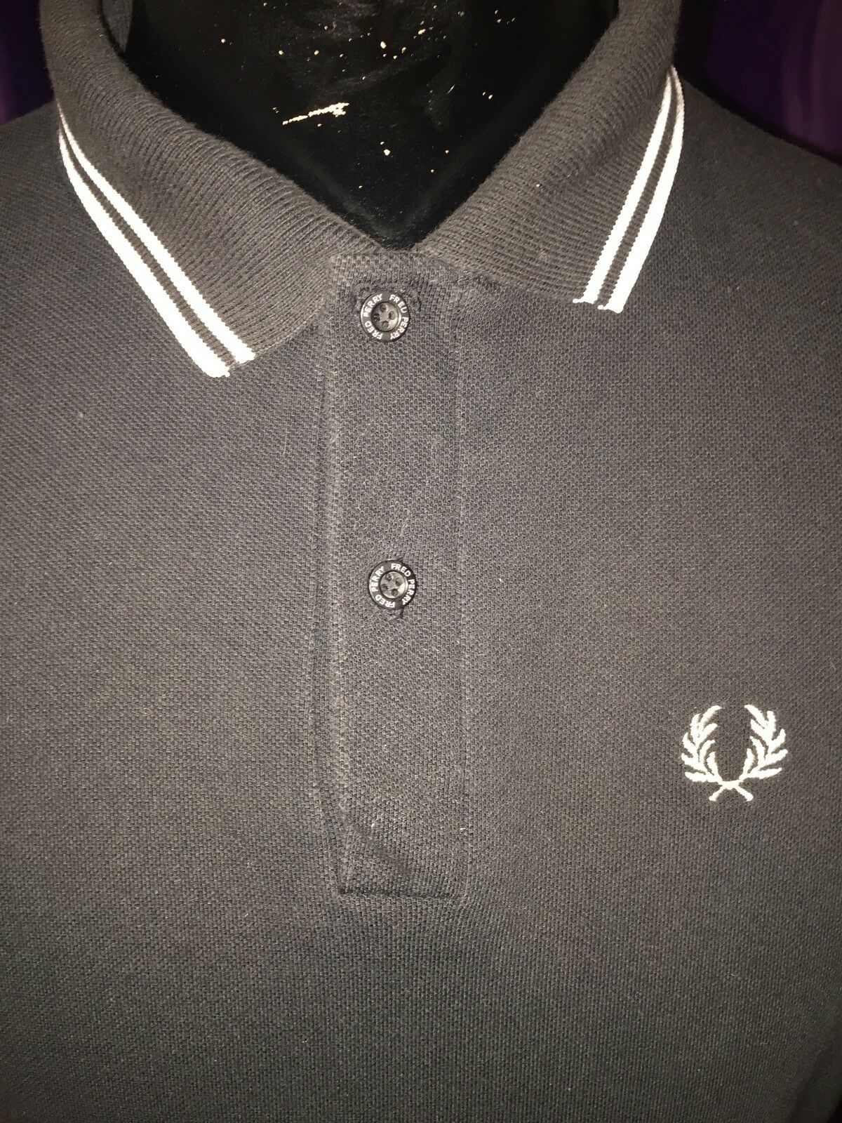 Fred Perry L & XL T-shirts View Factory 3 shirts one price