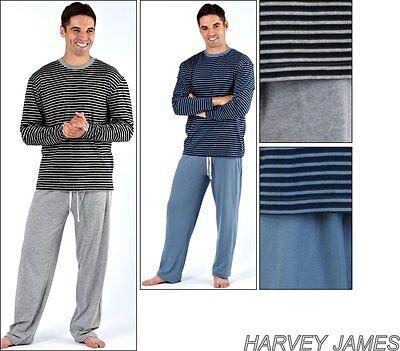 Mens T/Shirt  and Long Leg Pyjama Cotton Jersey  pyjama SIZES M,L.XL.XXL