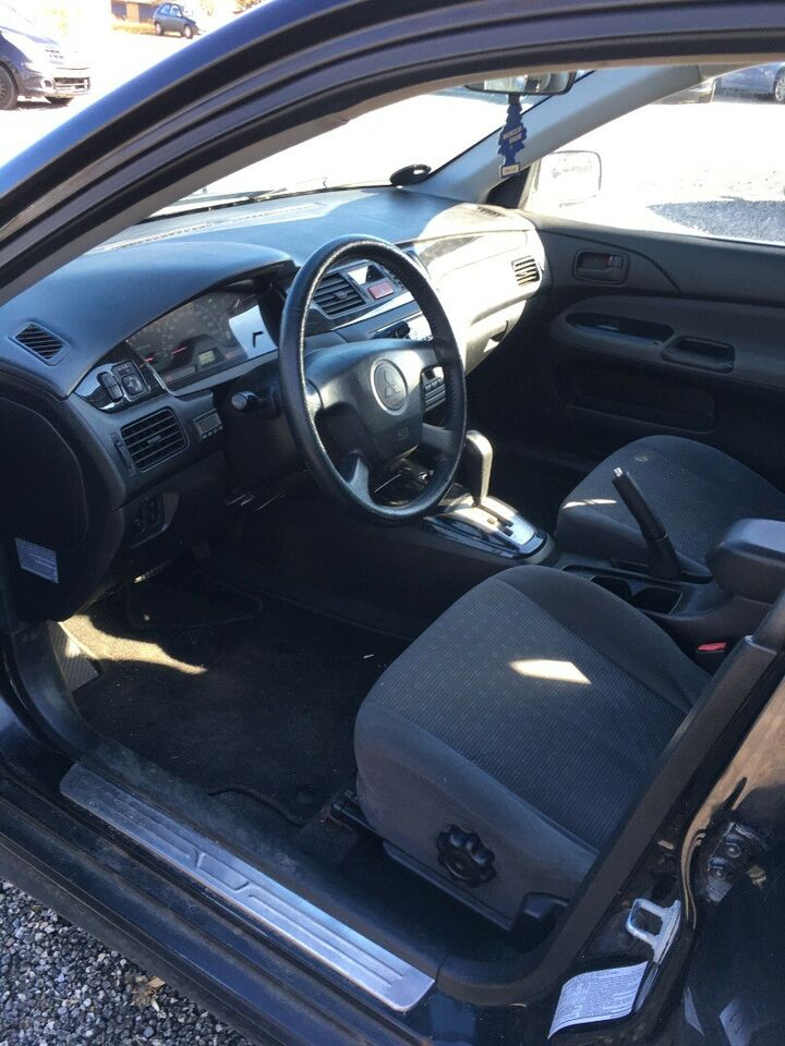 Mitsubishi Lancer 1,6 Comfort stc. aut. Benzin aut.