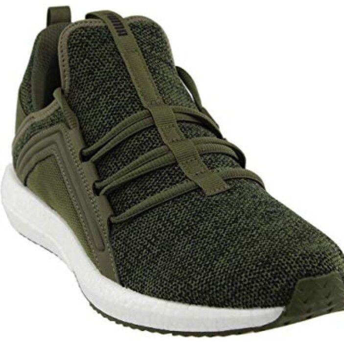 PUMA homme Mega Mega Mega Nrgy Knit Ankle-High fonctionnement chaussures 1cca77