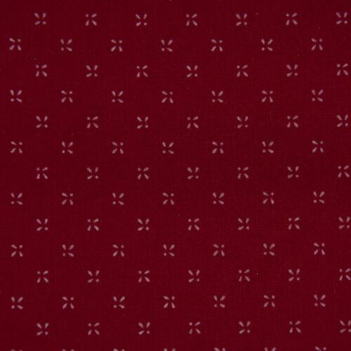 De toalla ornament x individualmente rojo blanco 1,50m ancho