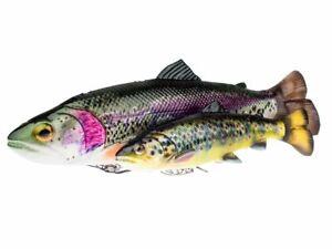 Savage Gear 4D Line Thru Trout MS 20cm 98g Soft bait NEW COLOUR 2020