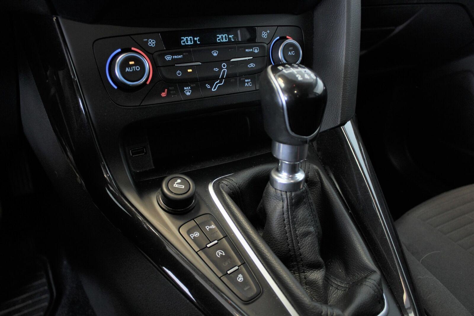 Ford Focus 1,5 TDCi 120 Titanium stc. - billede 9