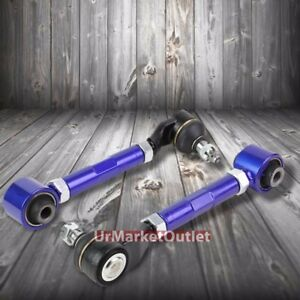 98-03 Accord Upper Control Arms BLUE