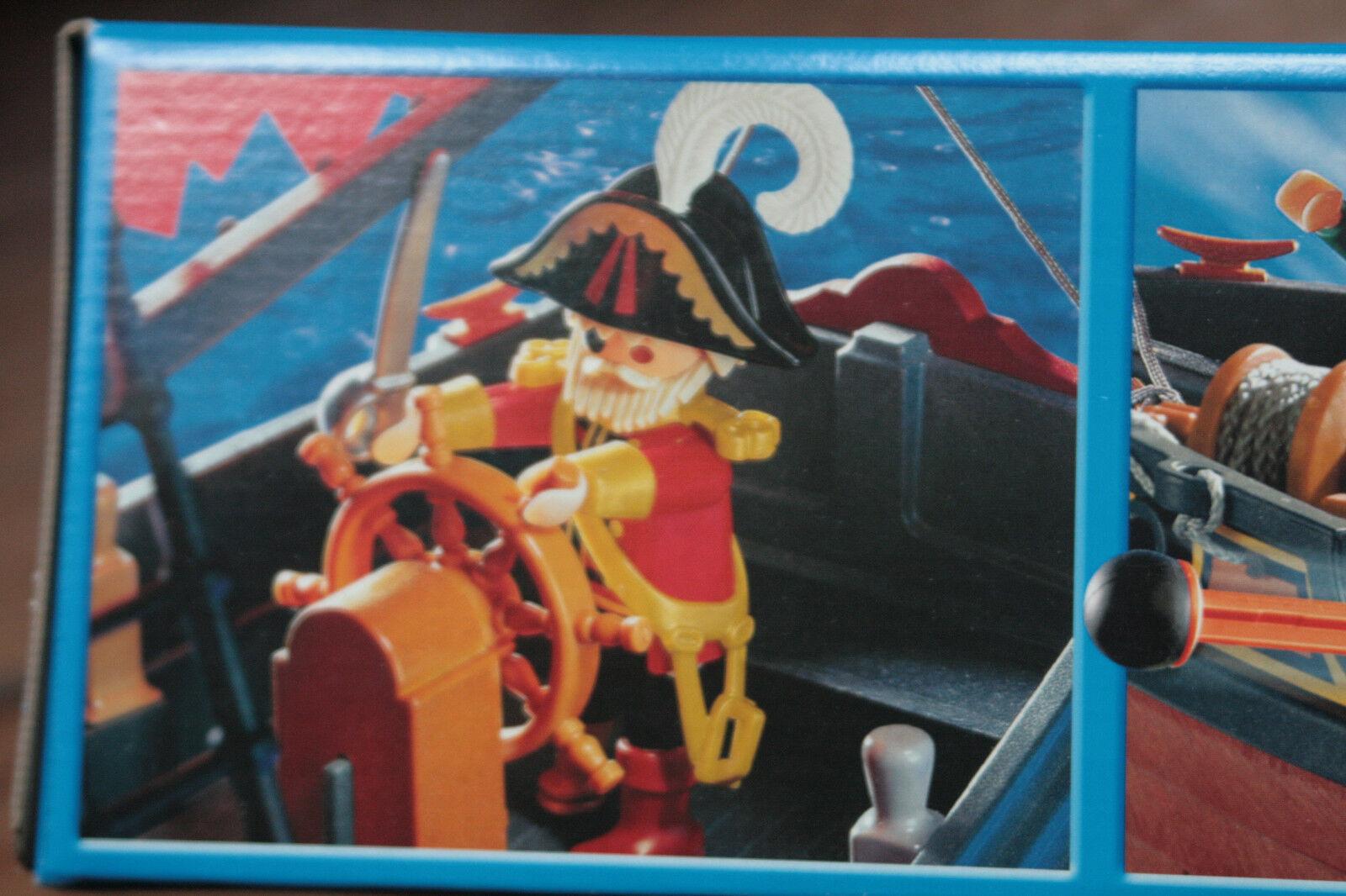 Playmobil Playmobil Playmobil Pirates Bateau Vaisseau Corsaires 3900 01835a