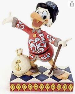 Figurine / Figur / Figure Picsou Disney Traditions Jim Shore Enesco Neuf New