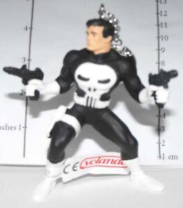 The-Punisher-Super-Hero-Figurine-Keychain-Key-Chain-Made-by-Yolanda-SHMVK401