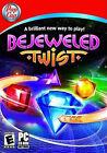 Bejeweled Twist Jewel Case (PC, 2011)