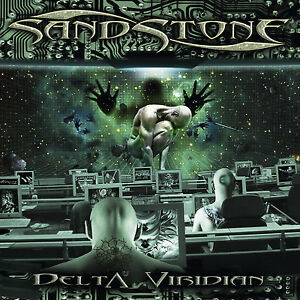 SANDSTONE-Delta-Viridian-CD-2013-Melodic-Metal-Tim-039-Ripper-039-Owens-NEW