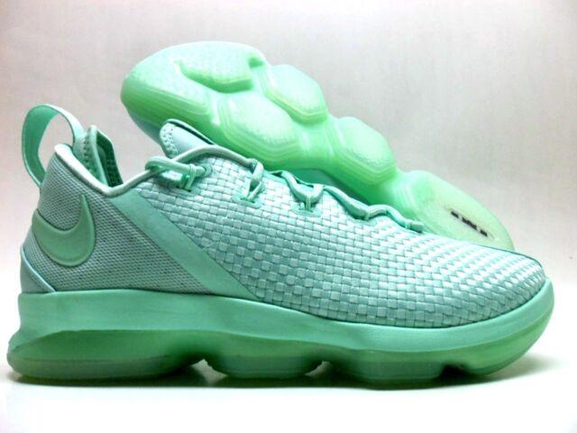 fb84a697d56 Nike Lebron XIV Low MINT Foam Size Men s 9.5 878636-300 for sale ...