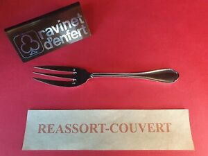 Fork-Fish-17-cm-Model-Club-Ravinet-Very-Beautiful-Condition-Metal-Silver