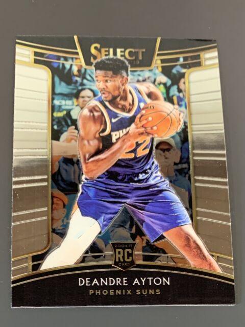 DEANDRE AYTON 2018-19 Panini Select Rookie RC #2 Phoenix Suns📈Invest Future⭐️